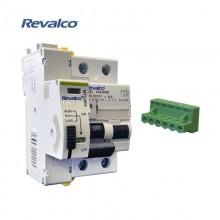 INT. DIFERENCIAL 2P 40A 30MA AC C/ RECONEXION AUTOMATICA CON 3 TIEMPOS DE REARME 10/60/300 SEGUNDOS
