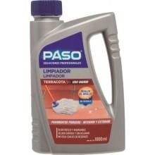 LIMPIADOR SUELO POROSO/TERRAC ABRILLANT PASO 1 LT