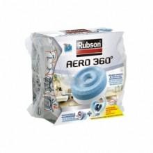 ABSORBE HUMEDAD MAL OLOR 450 GR AERO 360 REC RUBSON