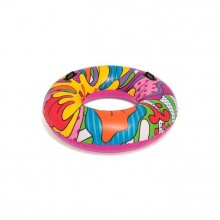 FLOTADOR HINCHABLE 119CM ANILLO POP ART