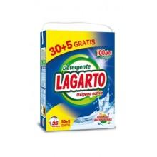 DETERGENTE LIMP 30+5 DOSIS MAQUINA OXIG.ACTIVO MAL LAGARTO