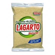 ESCAMA LIMP JABON LAGARTO 250 GR