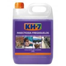 LIMPIADOR DESINFECCION SUELO INSECTICIDA KH-7 5 LT