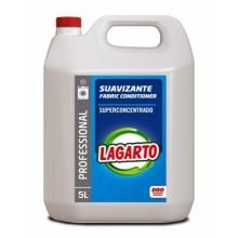 SUAVIZANTE CONCENTRADO LAGARTO PROFESIONAL  5 LT