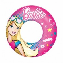 FLOTADOR HINCHABLE BARBIE 56CM BESTWAY