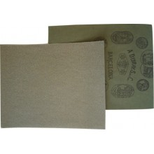 LIJA MAD PAPEL 230 MM X 280 MM GRANO 80 MEDALLAS DEBRAY