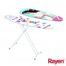 TABLA PLANCHAR 112X32XM REPOSAAPIES CAUCHO RAYEN