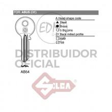 LLAVE ACERO AB54 ABUS