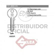 LLAVE ACERO AB25R ABUS