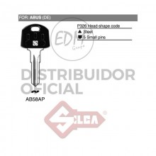 LLAVE ACERO AB58AP ABUS