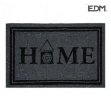 FELPUDO 60X40CM MODELO HOME  EDM