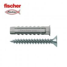 BLISTER TACO+TORNILLO FISCHER SX 6 X30 S KP-10K 10UDS