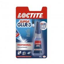 LOCTITE PROFESIONAL 20G  SUPER GLUE