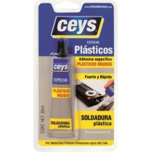 ADHESIVO SOLD PLASTICA 30 ML C