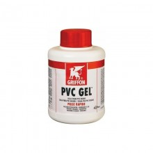 ADHESIVO PVC GEL 250 ML GRIFFO