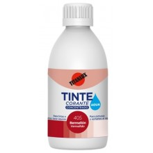 TINTE CONCENTRADO AL AGUA 100 ML ROJO OXIDO INT/EXT TITAN