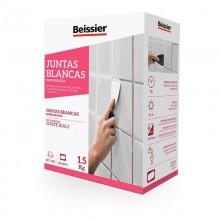 BEISSIER JUNTAS BLANCAS IMPERMEABLES 1,5KG