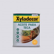 XYLADECOR ACEITE MIEL PARA TECA 0,75L