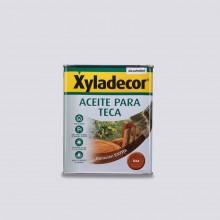 XYLADECOR ACEITE DE TECA PARA TECA 0,75L