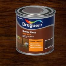 BARNIZ TINTE BRILLANTE (PRINCESA) NOGAL 0,75L BRUGUER