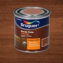 BARNIZ TINTE SATINADO (PRINCESA) TECA 0,75L BRUGUER