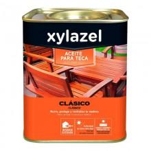 XYLAZEL ACEITE PARA TECA COLOR TECA 0.750L