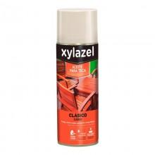 XYLAZEL ACEITE PARA TECA SPRAY COLOR TECA 0.400L
