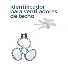 TIRADOR DE INTERUPTOR DE VELOCIDAD PARA VENTILADOR DE TECHO EDM