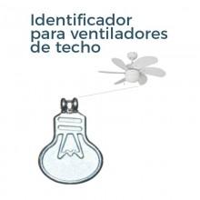 TIRADOR DE INTERRUPTOR DE LUZ PARA VENTILADOR DE TECHO EDM