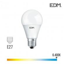 BOMBILLA STANDARD LED E27 12W 1055 LM 6400K LUZ FRIA EDM