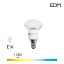 BOMBILLA REFLECTORA LED R50 E14 5W 350 LM 3200K LUZ CALIDA EDM