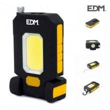 LINTERNA LED XL 3W 300 LUMEN EDM