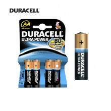 PILA DURACELL ULTRA POWER LR06 AA (BLISTER 4 PILAS)