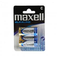 PILA ALKALINA MAXELL LR14-B2 GD 1,5V C (BLISTER 2 PILAS)