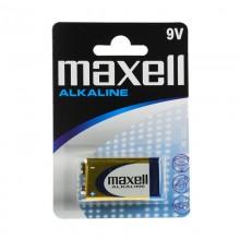PILA ALKALINA MAXELL RL09-B1 9V (BLISTER 1 PILA)