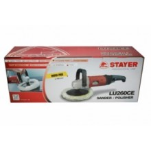 PULIDORA 1.200W M14-180 MM LU 260 CE ELECT PROF. STAYER