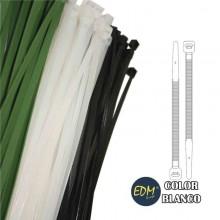 BRIDAS NATURAL 380X4,8 MM(BOLSA 100 UNI)