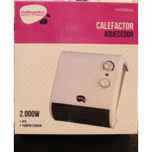 CALEFACTOR ELECTRICO MURAL 2000W 26X28,5X16,4CM BAÑO SPLIT VIVAH