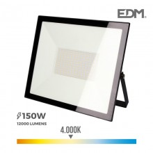 "FOCO PROYECTOR LED 150W 4000K ""BLACK EDITION"" EDM"