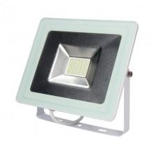 FOCO PROYECTOR LED EXTRAPLANO 30W 2100 LUMENS 6.400K LUZ FRIA EDM