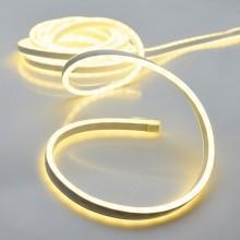 KIT TUBO LED NEON 5M 120 LED BLANCO CALIDO 220-240V