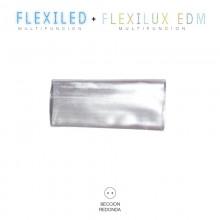 FUNDA SELLADORA PARA TUBO FLEXILUX/FLEXILED 2 Y 3 VIAS EDM
