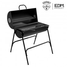 BARBACOA XL CARBON AREA DE COCCION 71,5X36CM