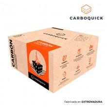 CARBOQUICK 1,6KG CARBON PARA BBQ 25X25X13CM
