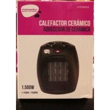 CALEFACTOR ELECTRICO VERTICAL 1500W CERAMICO VIVAH
