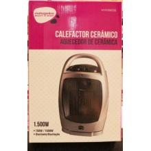 CALEFACTOR ELECTRICO VERTICAL 1500W CERAMICO OSCILANTE VIVAH