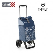 CARRITO ROLLING THERMO BLUE GIMI 154365