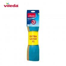 BAYETA MICROFIBRA COLORS XL 4 UNID 159616 VILEDA