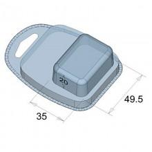 BALANZA COC ELECTR. 5KG OPTISS BC5003V0 TEFAL