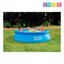 PISCINA EASY SET 305X76 CM 3.853 LITROS C/DEPURADORA 1250 L/H INTEX 28122NP